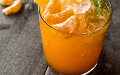 Mojito à la mandarine